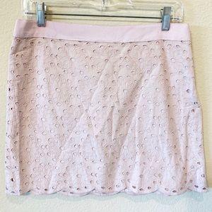 J-Crew Mini Skirt
